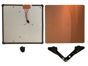 Bed/plate upgrade Pro x to Pro 3