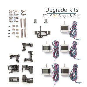Upgrade kits FELIX 3.0 to FELIX 3.1